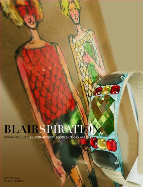 Blairspiration fashion illustration2