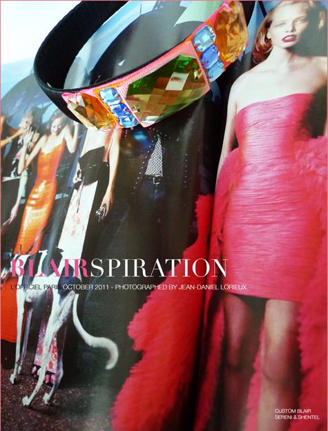 Blairspiration Remake couture