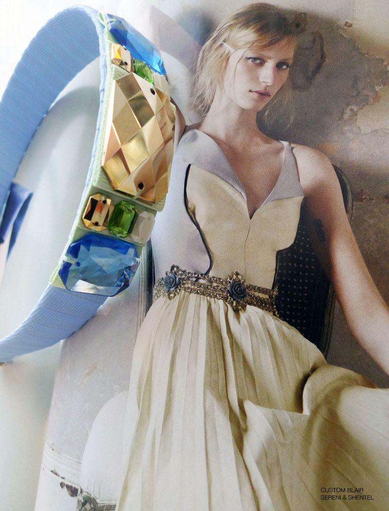 Blairspiration Harpers Bazaar May 2012