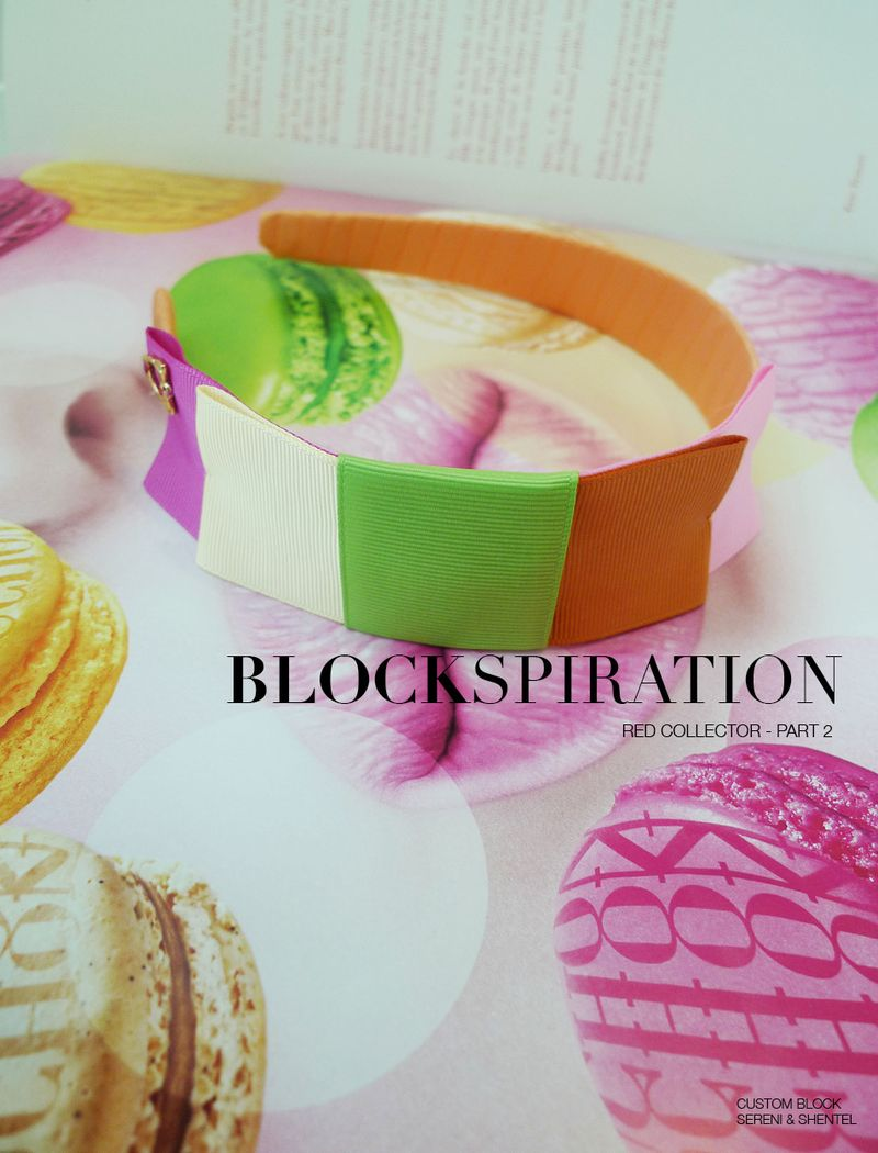 Blockspiration Red Collector - Part 2