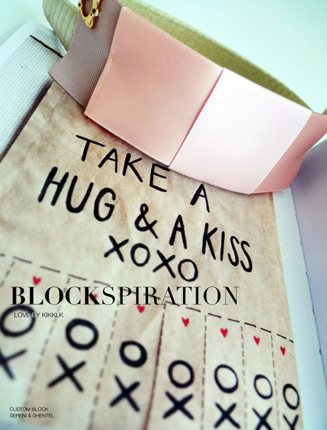 Blockspiration Love by Kikki.K