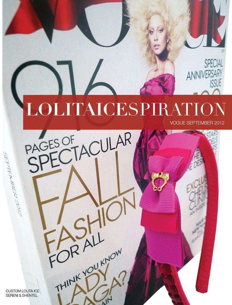 Lolitaicespiration Vogue September