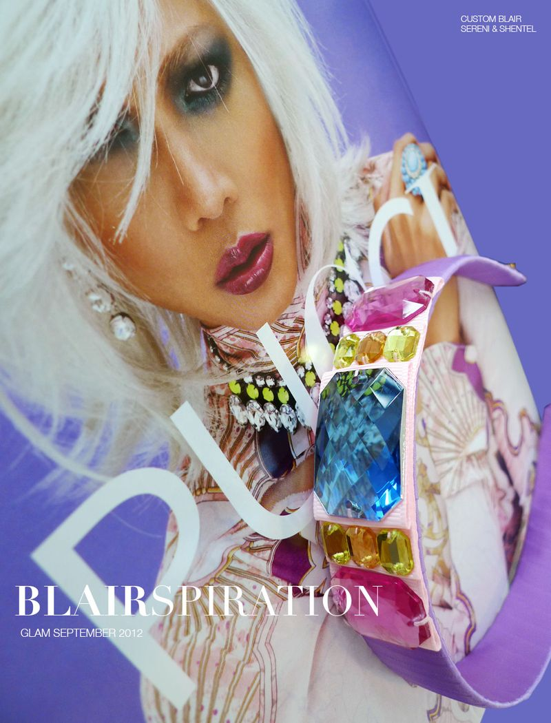 Blairspiration GLAM September
