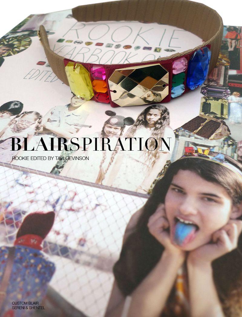 Blairspiration Rookie