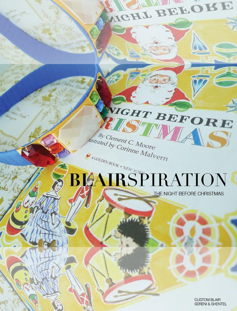 Blockspiration The Night Before Christmas