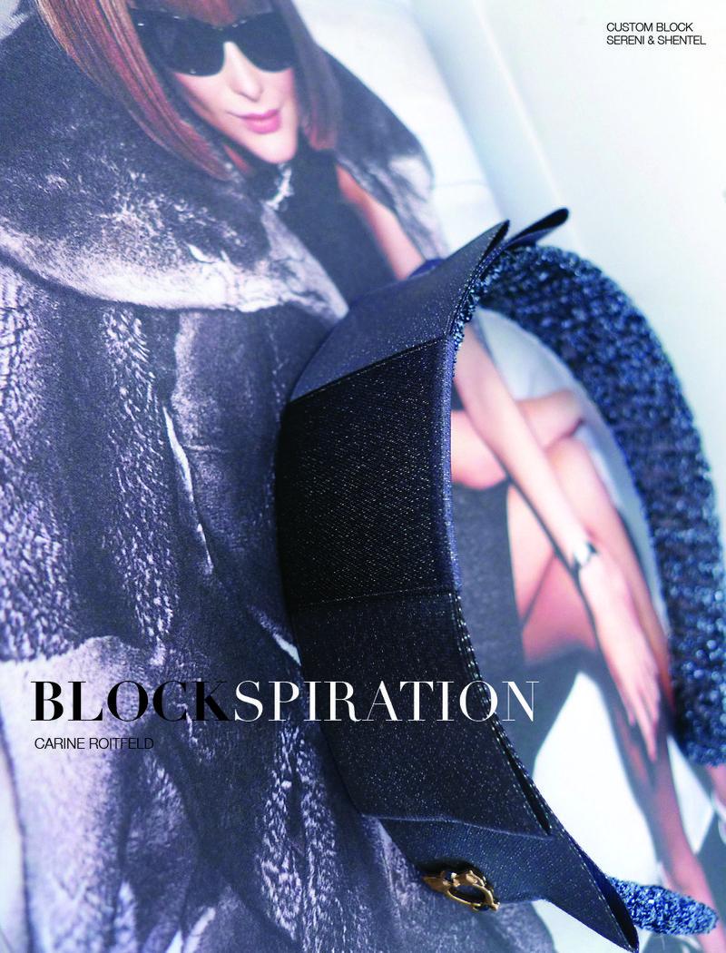 Blockspiration Carine Roitfeld