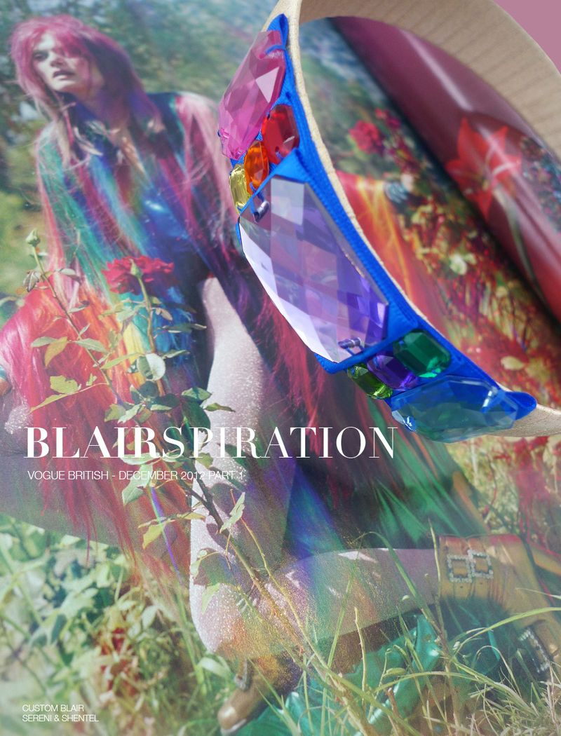 Blairspiration Vogue British Part 1