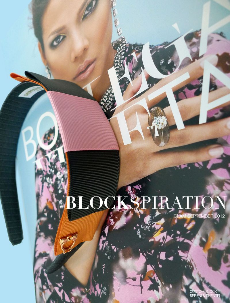 Blockspiration GLAM September