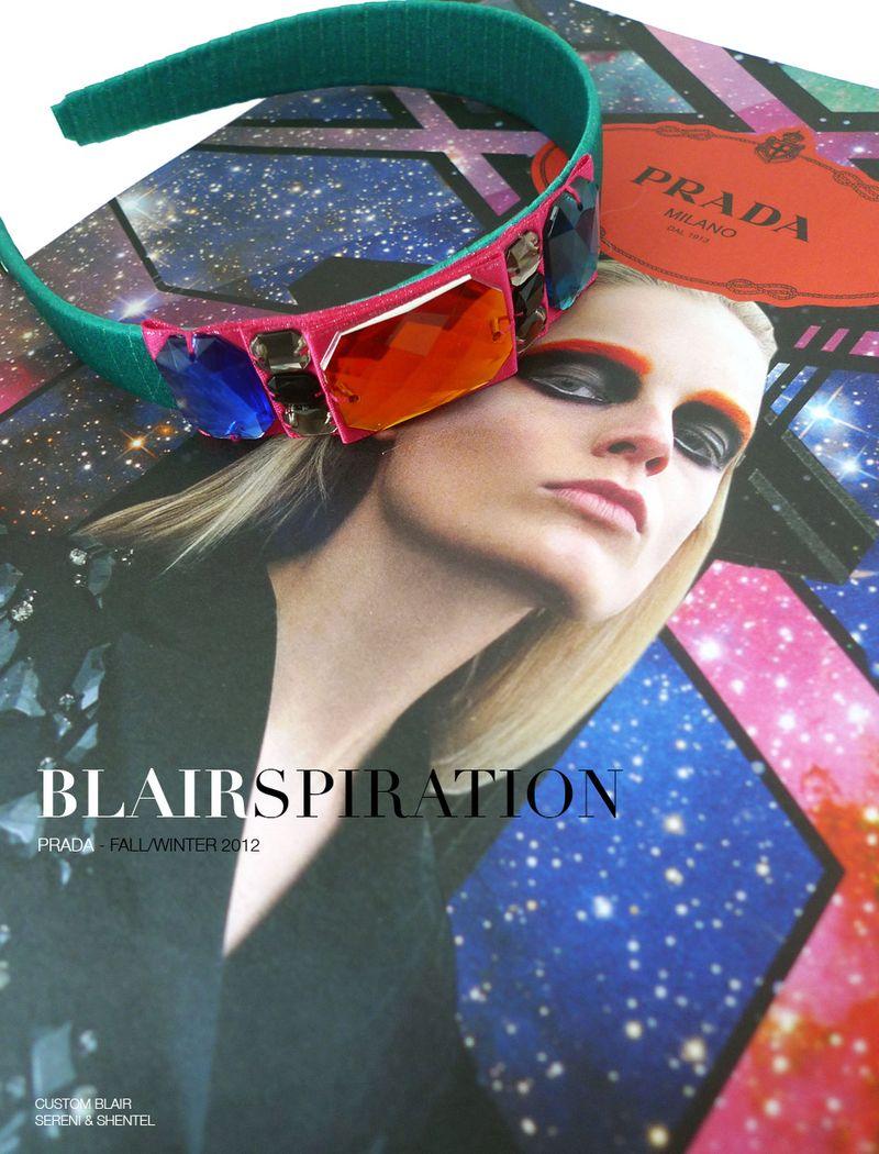 Blairspiration Prada