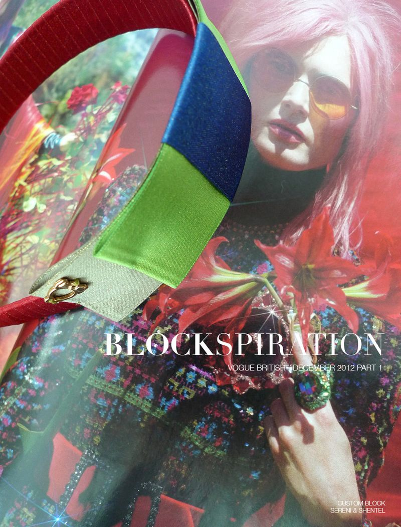 Blockspiration Vogue British Part 1